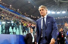 HLV Roberto Mancini tái xuất ở Inter: Sắc xanh đen trở lại?