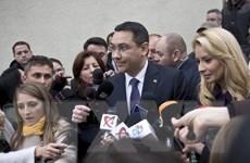 Bầu cử ở Romania: Đương kim Thủ tướng thừa nhận thất bại