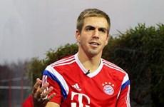 Philipp Lahm chia sẻ cảm giác sau 4 tháng chia tay đội tuyển Đức