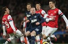 """Lịch trực tiếp bóng đá: Arsenal """"đại chiến"""" Manchester United"""
