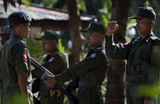 Myanmar cho giải ngũ thêm 80 lính trẻ em và trao trả gia đình
