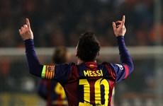 Messi liên tiếp phá hai kỷ lục: Xứng đáng để có Quả bóng vàng
