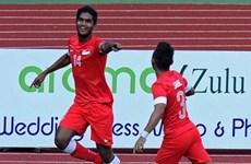 [Video] Nhà vô địch Singapore giành chiến thắng đậm Myanmar