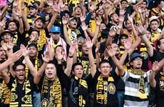 Cổ động viên Malaysia bị ngăn cản vào Singapore cổ vũ đội nhà