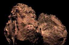 Công bố hình ảnh màu chân thực về sao chổi 67P từ tàu Rosetta