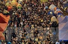 Biểu tình ở Hong Kong: Hơn 200 người trong danh sách điều tra