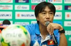 HLV Miura: Việt Nam quyết giành chiến thắng ngay tại Malaysia