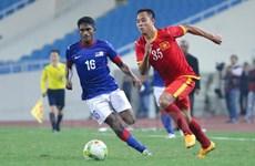 Hậu vệ Xuân Thành khó đá trận bán kết Malaysia - Việt Nam