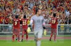 [Video] Cận cảnh Việt Nam ngược dòng đánh bại đội tuyển Malaysia