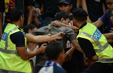 AFF lên án hành động côn đồ của các cổ động viên Malaysia