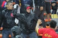 """""""Sự cố tại sân Shah Alam làm hoen ố hình ảnh của Malaysia"""""""