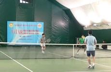 Giải quần vợt mùa Đông 2014 của người Việt tại Liên bang Nga