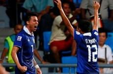 Thắng đậm Philippines, Thái Lan chờ Việt Nam ở chung kết