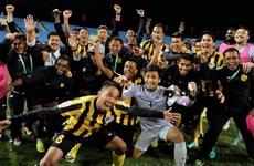 Truyền thông Malaysia ngỡ ngàng với chiến thắng của đội nhà