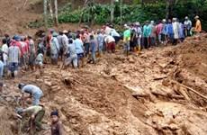 Hơn 100 người thiệt mạng và mất tích sau vụ lở đất ở Indonesia