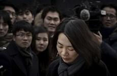 Con gái chủ tịch Korean Air phải xin lỗi vì làm chậm chuyến bay