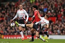"""Lịch trực tiếp bóng đá: Manchester United """"đại chiến"""" Liverpool"""