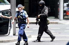 Nhân chứng kể lại vụ bắt giữ con tin gây sốc ở Australia
