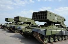 SIPRI: Doanh số bán vũ khí của các tập đoàn Nga tăng mạnh