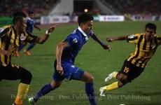 Cận cảnh pha phối hợp theo kiểu tiki-taka của cầu thủ Thái Lan