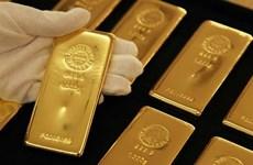 Giá vàng tăng trong bối cảnh đồng USD giảm so với đồng euro