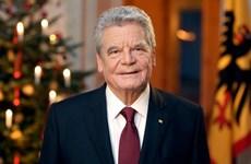 """Tổng thống Đức gửi """"Thông điệp yêu thương"""" nhân Giáng sinh 2014"""