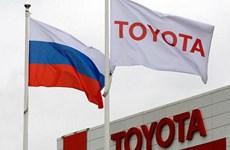 Các công ty ôtô Nhật Bản duy trì hoạt động bình thường tại Nga