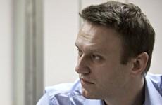 Thủ lĩnh đối lập ở Nga Alexei Navalny đã bị cảnh sát bắt giữ