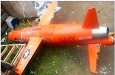 Philippines trục vớt UAV của Hải quân Mỹ gặp nạn trên biển