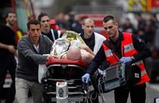 Video xả súng kinh hoàng vào tòa báo Charlie Hebdo ở Paris
