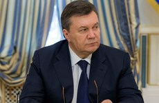 Interpol truy nã cựu Tổng thống Ukraine Viktor Yanukovych