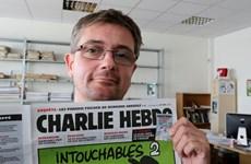 Charlie Hebdo tiếp tục đăng tranh biếm họa Mohammed