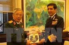 Dư luận báo chí Ấn Độ nói về đối thoại quốc phòng với Việt Nam