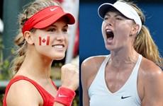 """Australian Open: Masha """"đại chiến"""" Bouchard, Nadal thắng nhanh"""