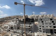 Israel công bố kế hoạch xây mới 430 nhà định cư ở Bờ Tây