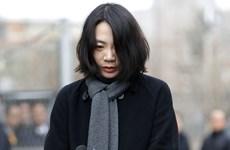 Nữ tiếp viên Korean Air bị buộc phải nói dối về sự cố hạt mắcca