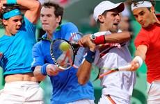"""Bảng xếp hạng tennis: Nhóm """"Big Four"""" chính thức trở lại"""