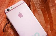 iPhone hồng cao cấp đầu tiên trên thế giới cho lễ Tình nhân