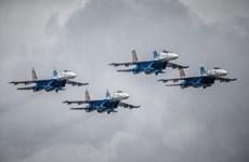 Bộ Quốc phòng Nga khẩn trương nâng cấp vũ khí cho không quân