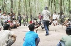 Đắk Nông: Khởi tố vụ án và bắt tạm giam 9 đối tượng đánh bạc