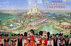 Công viên Disney Trung Quốc dời ngày mở cửa tới năm 2016