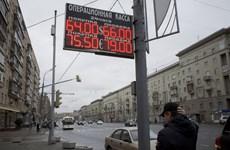 Nga: Việc Moody's hạ xếp hạng tín nhiệm mang động cơ chính trị