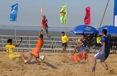 Tuyển bóng đá bãi biển Việt Nam hướng tới giải vô địch thế giới