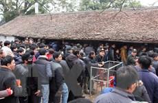 Nam Định: Hàng nghìn người lễ Đền Trần dù chưa đến chính hội