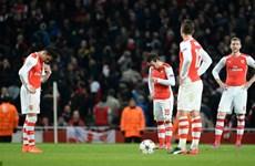 Kết quả: Arsenal thảm bại ở Emirates, Atletico ôm hận trên đất Đức