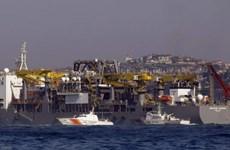 Exxon Mobil khoan dầu tại vùng biển Venezuela đòi chủ quyền