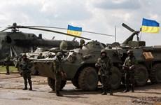 Moskva lo ngại việc Mỹ cấp vũ khí cho Ukraine đe dọa an ninh Nga