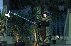 An ninh Ai Cập phát hiện bom gần tư dinh của tân Bộ trưởng Nội vụ
