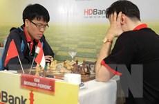 85 kỳ thủ tham gia giải cờ vua Quốc tế HDBank năm 2015