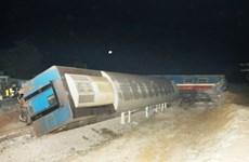 Nhiều chuyến tàu bị chậm lịch trình do ảnh hưởng tai nạn tàu SE5